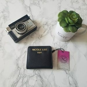 Nicole Lee mini wallet